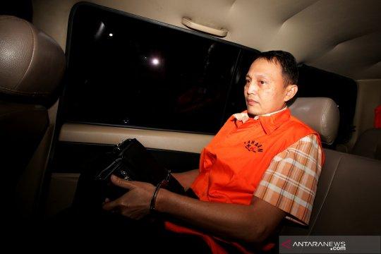 KPK tahan Direktur Krakatau Steel dan dua orang dari pihak swasta