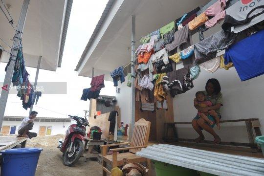 Mensos: bantuan jaminan hidup korban gempa diberikan sebelum Lebaran