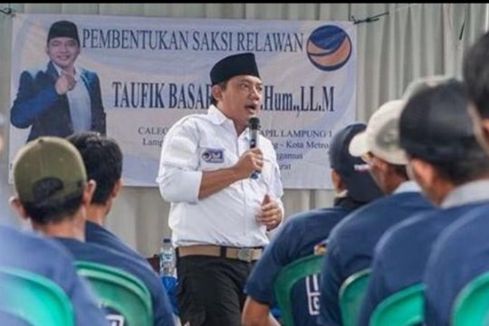 Kepatuhan NasDem pada PKPU tunjukan keseriusan di Pemilu