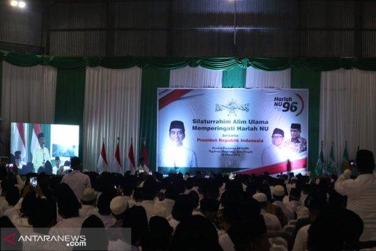 Presiden Jokowi berharap partisipasi pemilih setinggi-tingginya