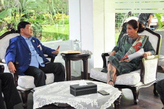 Ketua DPR ingin HNSI jembatani kepentingan nelayan dan pemerintah