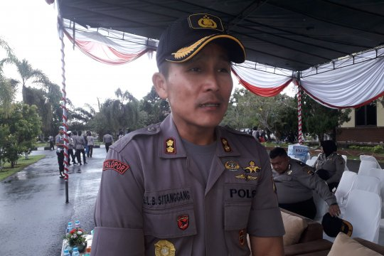 Kapolres Bangka Tengah minta masyarakat tidak terprovokasi kabar hoaks