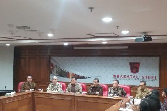 Krakatau Steel mendukung dan kooperatif dengan KPK