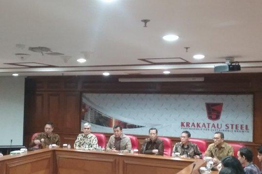 Dirut Krakatau Steel akan kumpulkan manajemen untuk berkomitmen GCG