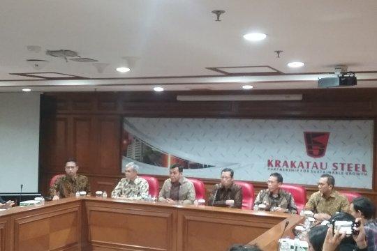 Dirut Krakatau Steel: OTT KPK tidak akan menurunkan kinerja
