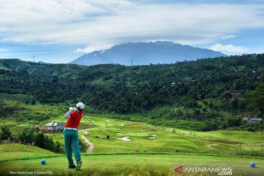 Sejumlah langkah diusulkan untuk kembangkan wisata golf
