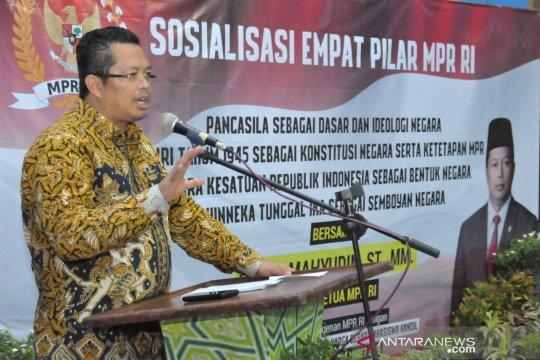 Mahyudin mendukung penguatan kelembagaan DPD RI