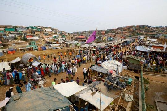 Dunia didesak hentikan dukungan keuangan bagi militer Myanmar