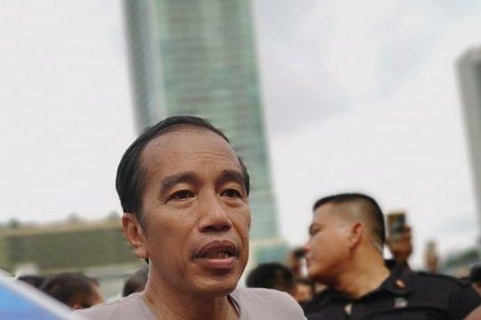 Presiden minta masyarakat disiplin dalam memanfaatkan MRT Jakarta