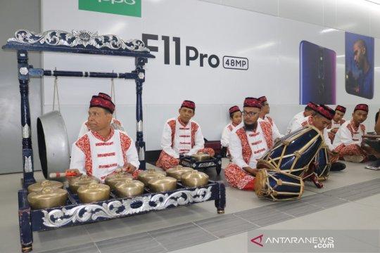 Disparbud DKI tampilkan kesenian Betawi di peresmian MRT