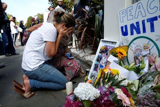 Tersangka penembak Christchurch hadiri sidang vonis tanpa pengacara