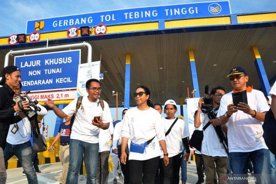 PT Inalum-Jasa Marga salurkan bantuan CSR di Tebing Tinggi