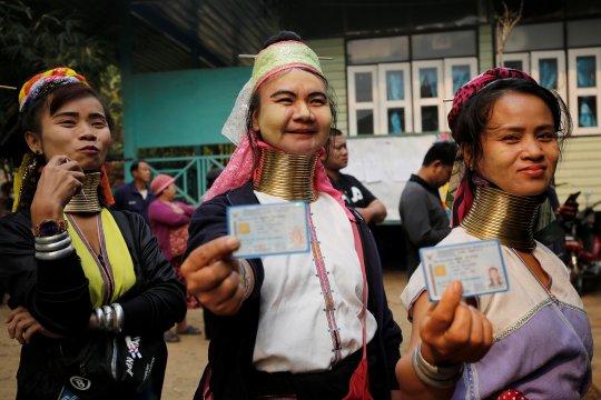 Partai Pheu Thai : kami ingin membentuk pemerintahan koalisi