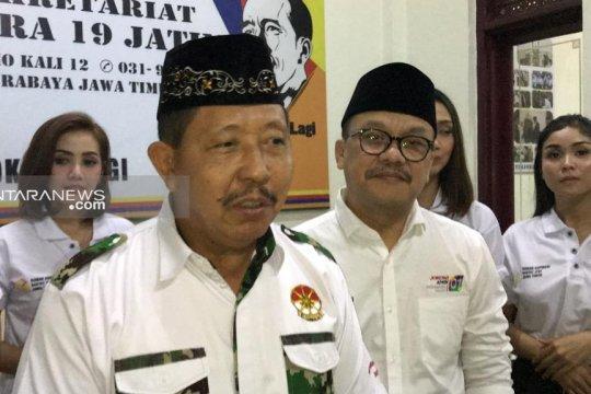 Cakra 19 siap menangkan Jokowi-Amin di Tapal Kuda dan Madura