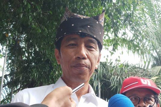 Jokowi sapa warga Banyuwangi