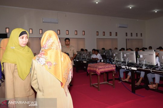 UNBK SMK di NTB diikuti 2.051 siswa