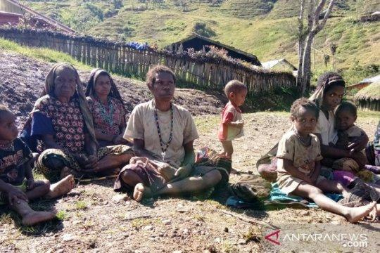 Tangani pengungsi, Pemkab Lanny Jaya-Pemkab Nduga berkoordinasi