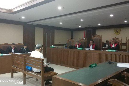 Seorang Anggota DPRD Sumut Didakwa Terima Suap Rp772,5 Juta