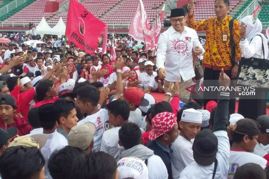 PKB targetkan perolehan  Jokowi-Ma
