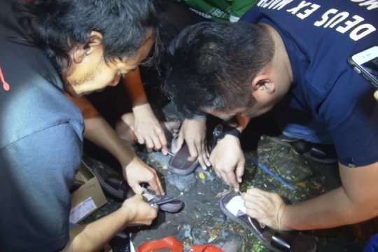 BNNP Jatim tangkap pengedar sabu-sabu jaringan Aceh