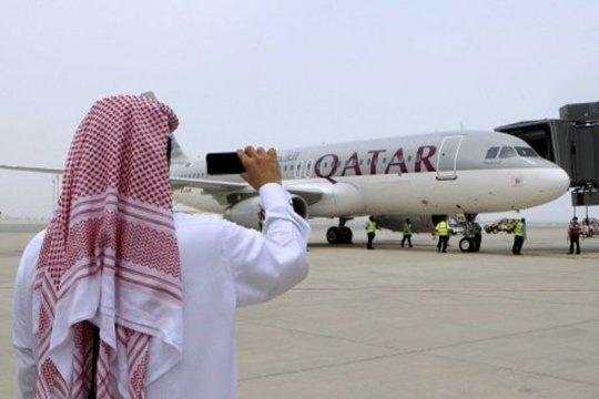 Qatar Airways bagikan 100.000 tiket gratis untuk staf medis