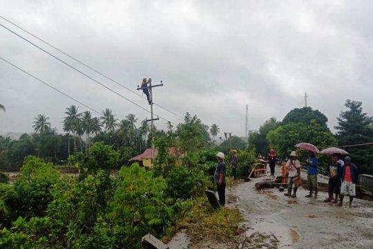 PLN percepat normalkan pasokan listrik  pascabanjir Papua