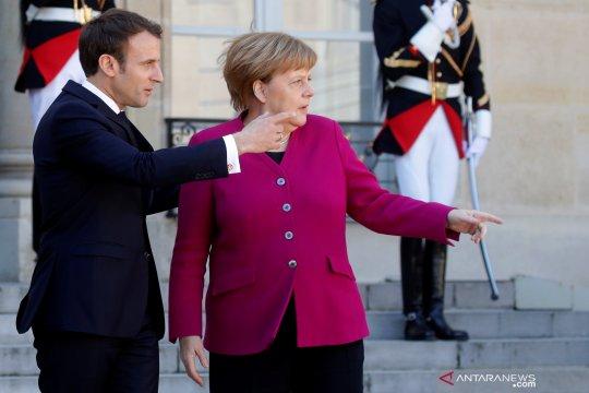 Prancis dan Jerman sambut pertukaran tahanan di Ukraina