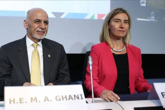 EU dukung proses perdamaian milik Afghanistan
