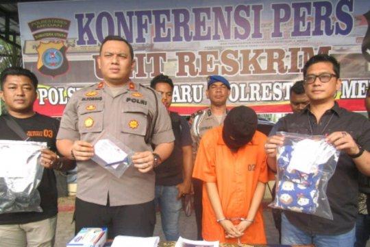 Polisi Tangkap Seorang Ibu asal Lampung Pelaku Pembuangan Bayi