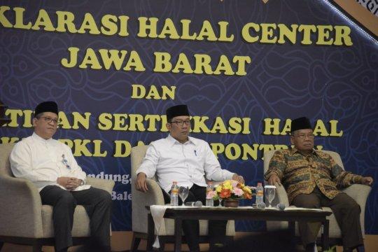 Jabar bentuk konsorsium halal center