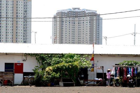 Dua TPS akan didirikan di bekas lahan gusuran Kampung Akuarium