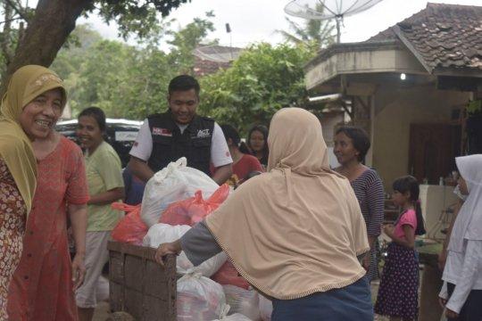 ACT DIY salurkan bantuan sembako untuk korban banjir di Bantul