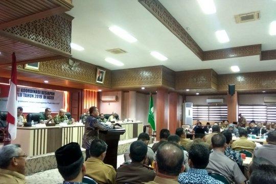 Mendagri yakin pemilu di Aceh berlangsung sukses dan aman
