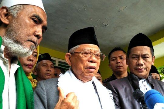 Pimpinan Ponpes siap menangkan Jokowi-Ma