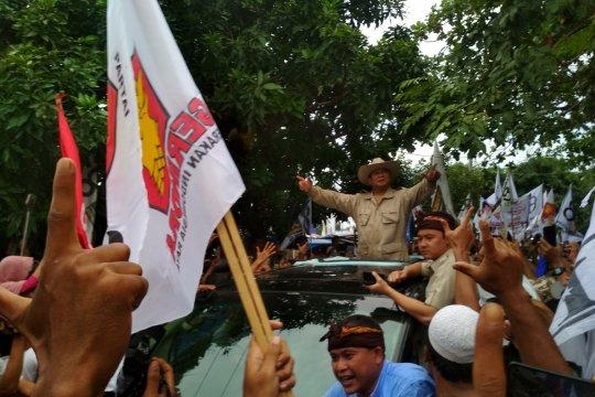 Prabowo Subianto: Rakyat sudah muak dengan korupsi