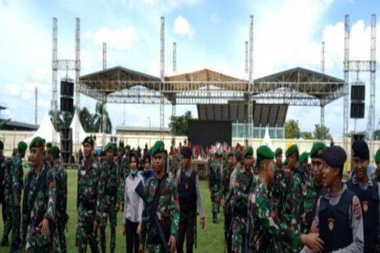 2.000 personel gabungan siap amankan kedatangan Jokowi di Banjarmasin
