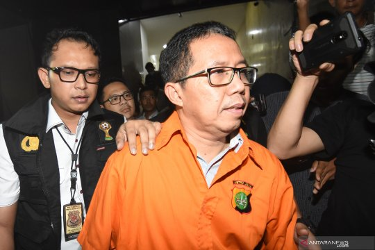 PSSI : roda organisasi tetap berjalan pasca penahanan Joko Driyono