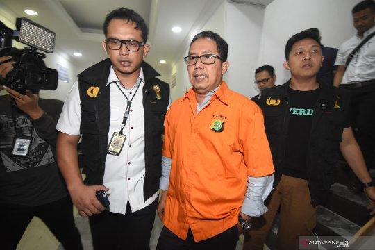 Joko Driyono ditahan