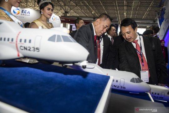 PTDI kembangkan pesawat CN 235-220 Gunship