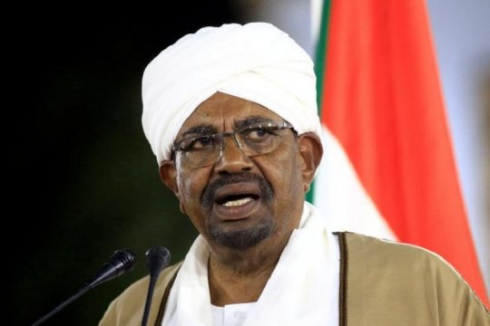 Sumber medis: Omar Al-Bashir menderita stroke ringan