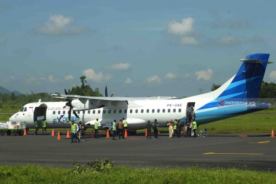Operasional Garuda rute Surabaya-Jember dialihkan ke Citilink