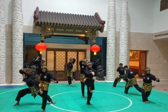 Tim Pencak Silat Kemenpora promosi ke kedubes China
