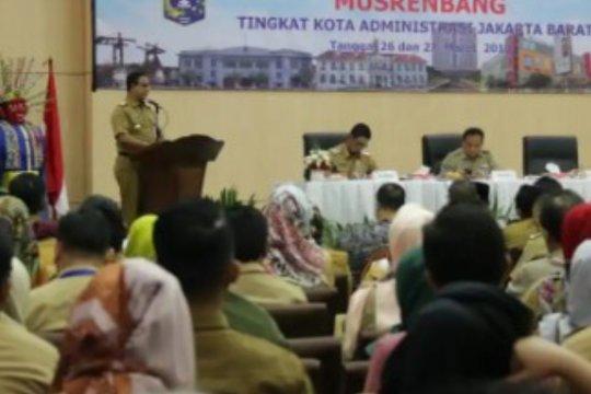 Anies mengimbau adanya program pencegahan kebakaran di Jakarta Barat