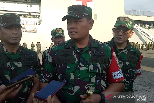 Koarmada I tugaskan 600 personel untuk amankan Pemilu 2019