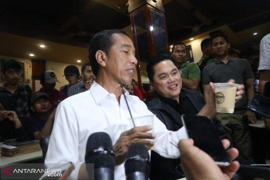 Jokowi yakin dapat memenangkan Riau