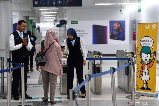 Penetapan tarif MRT Jakarta