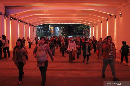 Terowongan Jalan Kendal akan dihias mural sambut HUT DKI Jakarta