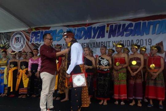 """Pentas budaya nusantara kukuhkan """"IBU"""" Malang jadi miniatur Indonesia"""
