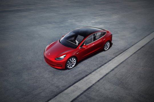 Hakim San Fransisco tolak gugatan terkait produksi Tesla Model 3
