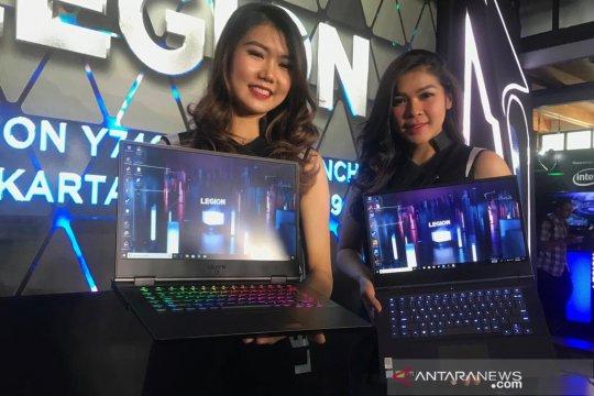 Lenovo hadirkan laptop gaming Legion Y740 seharga Rp28,5 juta